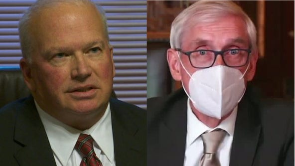 GOP leader wants Wisconsin Senate to strike down mask order