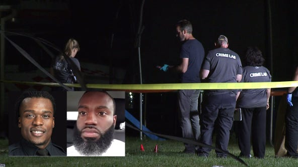'Mensah pulled that trigger:' Police respond to state rep's account of incident outside officer's home