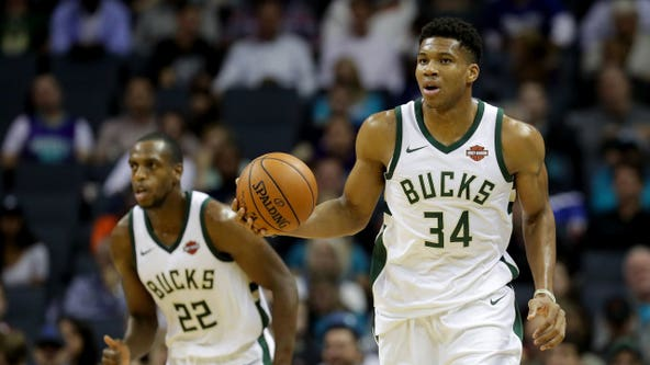 Bucks clinch top seed in East with 130-116 win over Heat