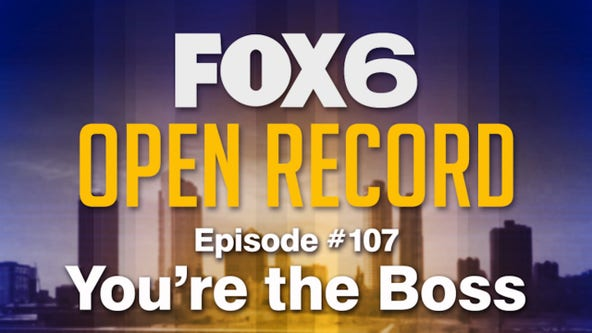 Open Record: You're the Boss