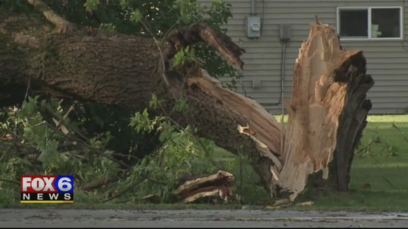 More than 4K without power Tuesday morning after storms roll through SE Wisconsin