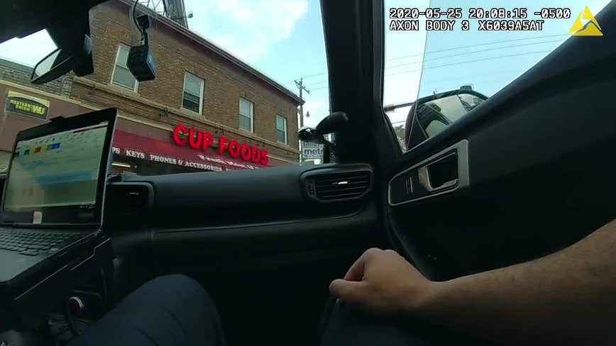2 body camera videos in death of George Floyd released
