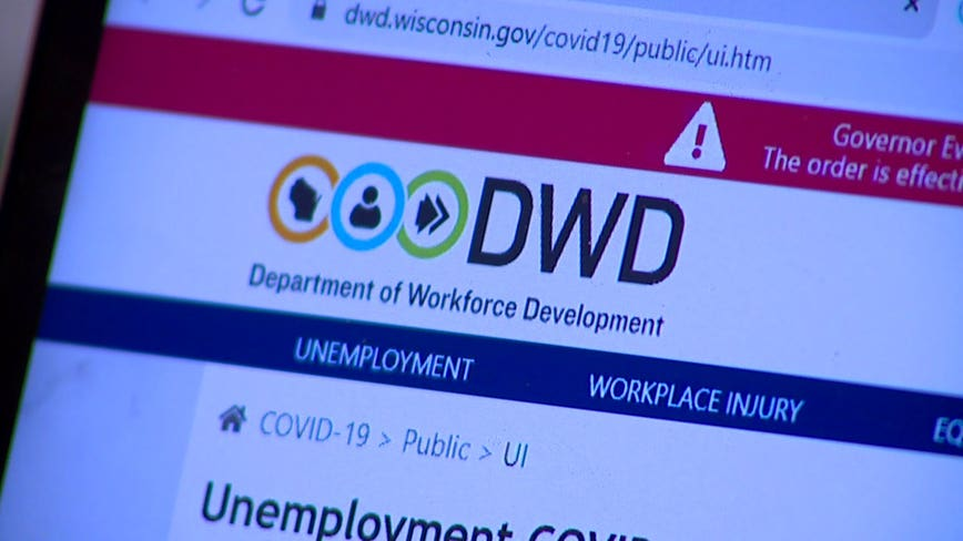 Audit sheds light on Wisconsin DWD troubles amid unemployment spike