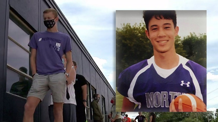 'Help save lives:' Honoring Waukesha teen who died of undiagnosed heart condition, 200 kids get EKG tests