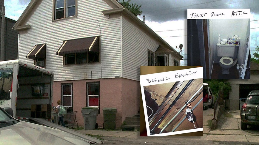 City cracks down on illegal Milwaukee rooming house; tenants, unaware of violations, evicted