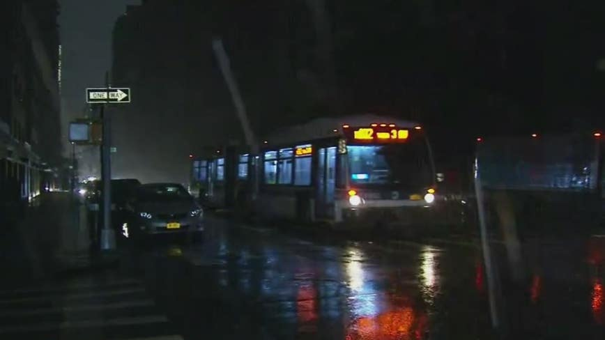 Power outage in Manhattan impacting mass transit