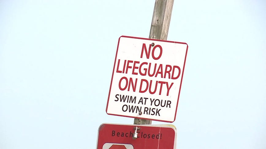 'Deadliest year:' 53 drownings on Lake Michigan to date