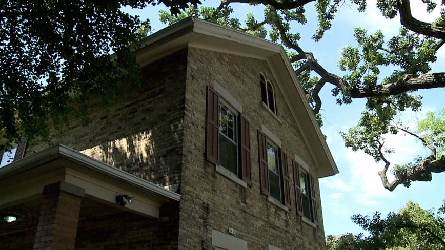 'Hidden Gem:' One of Milwaukee's oldest Cream City brick homes for sale