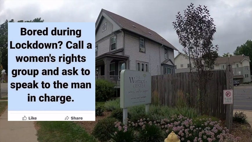 TikTok 'challenge' where callers ask to speak to 'the man in charge' hits The Women's Center in Waukesha