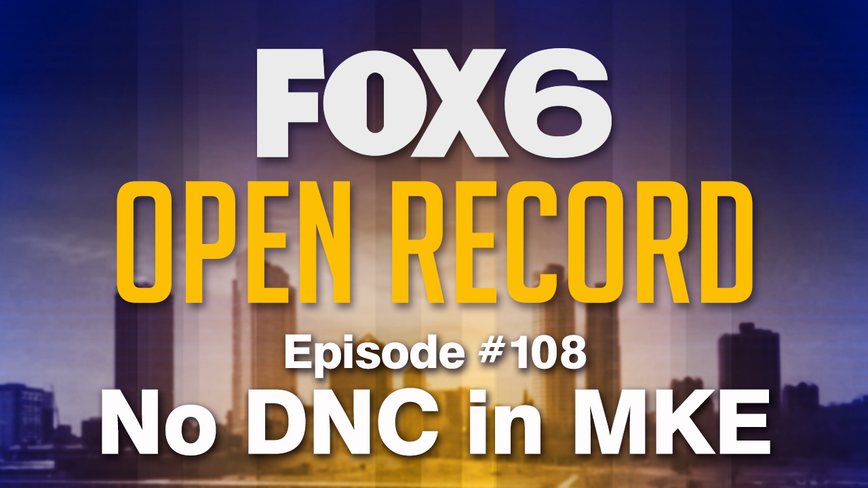 Open Record: No DNC in MKE