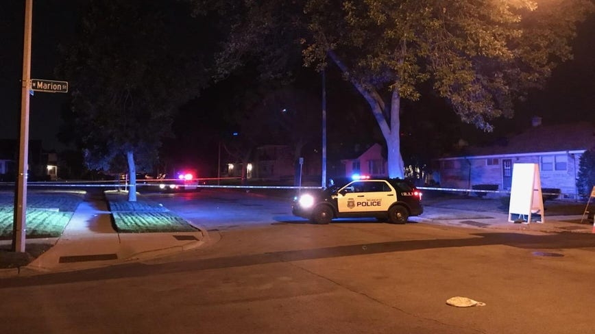 Milwaukee police investigate 2 separate shooting incidents