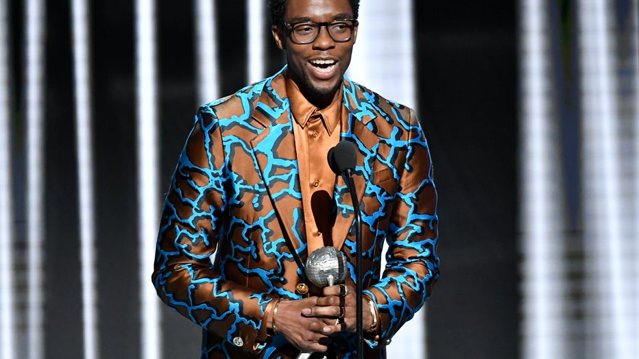Black Panther Star Chadwick Boseman Dies Of Cancer At 43