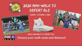 Calling all super heroes! ALS hosts Mini-Walks this October