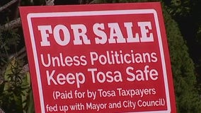 Group: Racist letters sent in Wauwatosa after yard signs misinterpreted