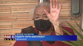 Happy 99th birthday to Milwaukee's 'Mother Smith'
