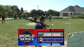 Season shortened due to COVID, Muskego baseballers create wiffle league