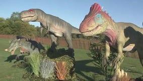 Dinosaurs walk the Earth at new 'Adventure' in Waukesha