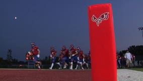 Wisconsin high school football returns, virus precautions in place