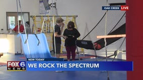 New gym emphasizes inclusion, caters to kids with special needs