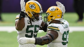 Groin injury sidelines Packers DT Kenny Clark for Lions game