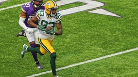 Packers' Valdes-Scantling ready to build on Week 1 effort