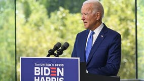 Biden to GOP senators: Don't jam through nominee to replace late Justice Ginsburg