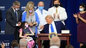 Trump's $200 Medicare prescription cards won't hit mailboxes just yet