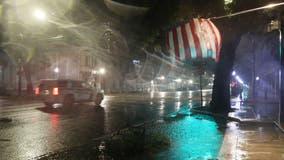 Sally unleashes flooding along Gulf Coast, hundreds rescued in Florida, Alabama