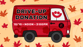 Drive-Up Donation event to benefit Hunger Task Force, Next Door