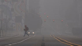 Western United States has the worst air quality in the world, data indicates