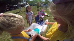 Kenosha cousins hope to help their hometown by selling lemonade