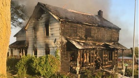 11 fire departments respond to Washington County house fire