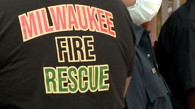 Milwaukee Fire Department sells t-shirts to help promote diversity