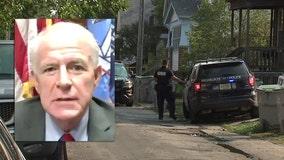 Milwaukee Mayor Tom Barrett's budget plan cuts 120 police officers