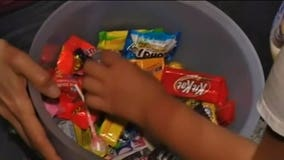 'I feel comfortable enough:' Neighbors organize own trick or treat