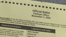 Officials advise checking for accuracy after Waukesha ballot mix-up