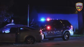 Driver in custody after leading West Allis police on pursuit