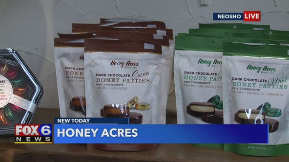 Honey Acres is part museum, part retail store and part manufacturing plant