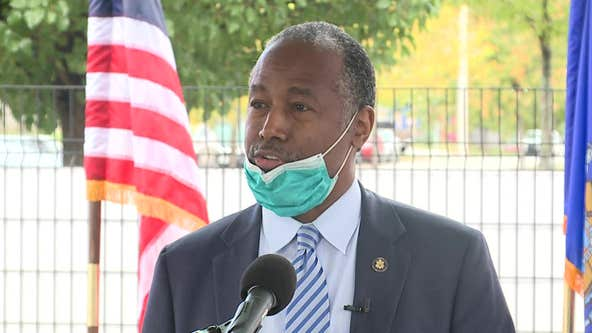 Sec. Ben Carson stops in Milwaukee, talks about affordable housing