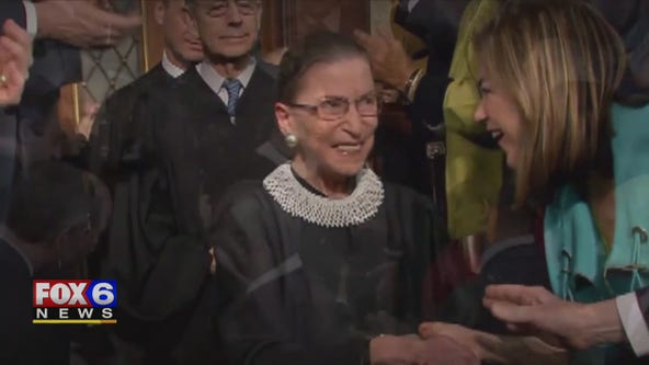 SCOWIS justices remember Ruth Bader Ginsburg