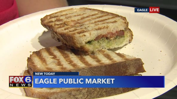 Eagle Public Market offers a uniqueselection of local products