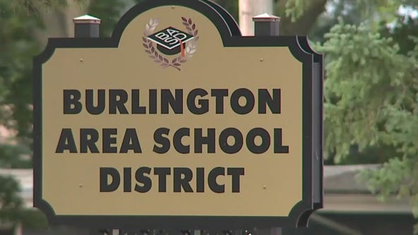 Racial slur found on Burlington school playground