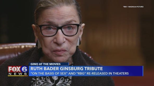 The box office is honor Justice Ruth Bader Ginsburg