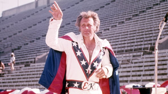 Evel Knievel's son sues Disney over 'Toy Story 4' character