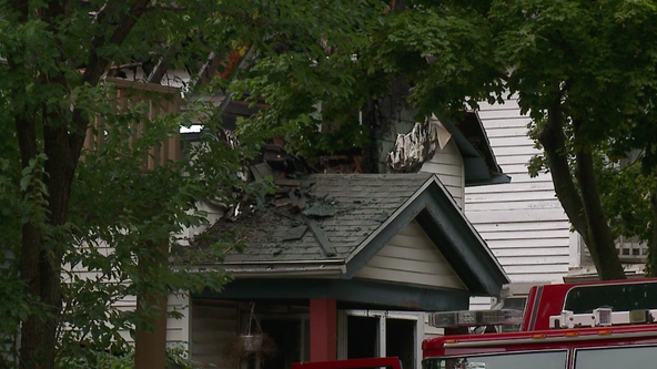 MPD: House fire near 24th and McKinley ruled arson