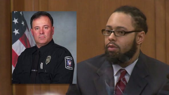 Jury finds man guilty in 2019 killing of Racine police officer