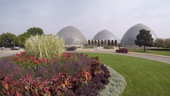 Mitchell Park Domes reopen after months-long closure