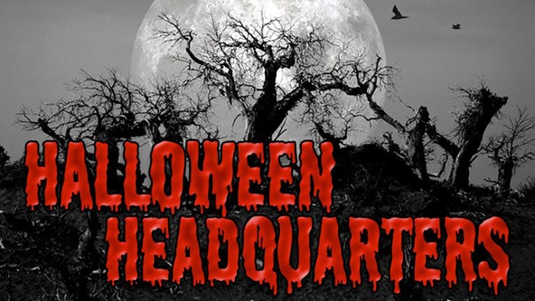 Halloween HQ: Trick-or-treat times, haunted houses & more