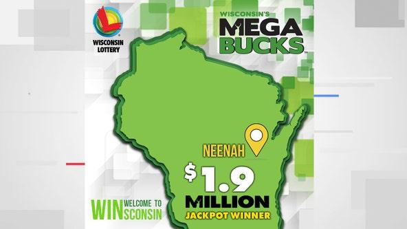 $1.9M winning Megabucks ticket claimed by Neenah man