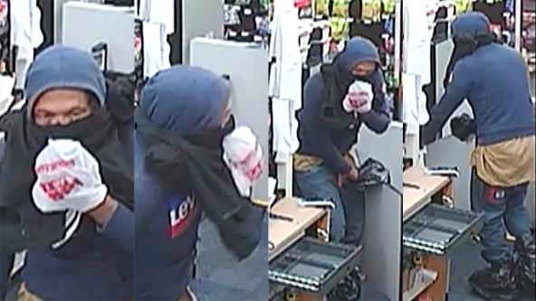 Milwaukee police seek suspect in business burglary